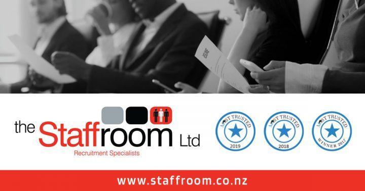 The Staffroom Ltd Recruitment Specialists social banner